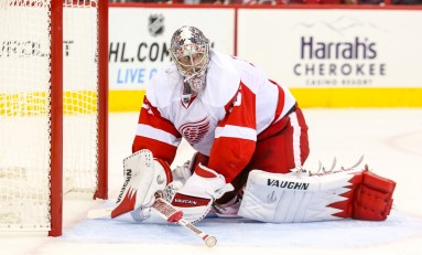 Red Wings In Salary Cap Trouble