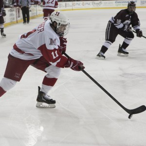 Riley Barber (Jeff Sabo/Miami University)