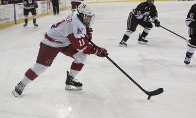 Washington Capitals Prospect Riley Barber Talks WJC, Miami