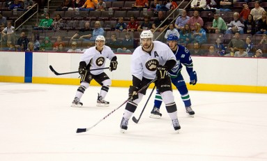 Hershey Bears Fall On Opening Night