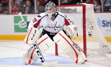 Braden Holtby Carrying Capitals Through December