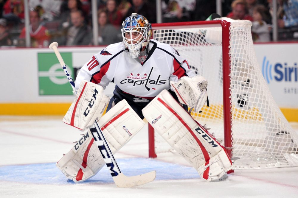 Holtby Can Help The Capitals Lift The Stanley Cup