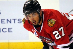 Brandon Pirri is NHL ready now, which could prevent the Blackhawks from leaner days ahead.