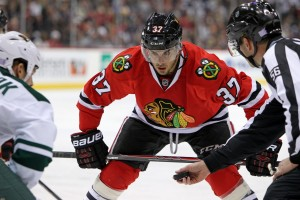 Brandon Pirri Blackhawks Trade
