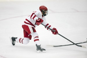 Brittany Ammerman, Wisconsin Badgers (David Stluka/Wisconsin Athletics)