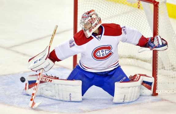 Carey Price (Bruce Fedyck-USA TODAY Sports)