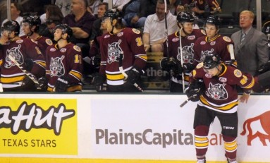 Chicago Wolves Eliminated from Playoff Contention