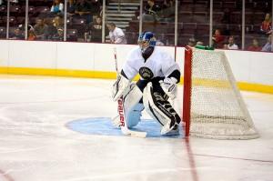 David Leggio (Annie Erling Gofus/The Hockey Writers)