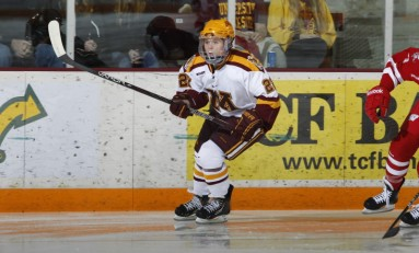 NCAA Women's Hockey Weekly Round-Up: October 30th, 2013