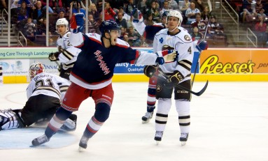 Rangers Showcase Lack of Depth with Traverse City Roster