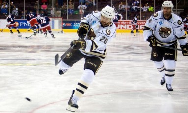 Hartford Wolf Pack Top Hershey Bears
