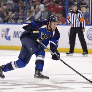 Jay Bouwmeester (Jasen Vinlove-USA TODAY Sports)