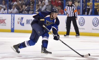 Jay Bouwmeester a Good Fit for Blues