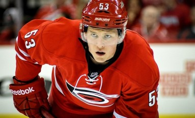It's Jeff Skinner's Time to Step Up