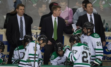 UND Hockey: A Season of Change