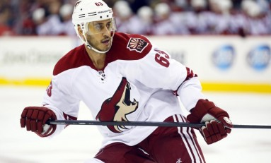 Is The NHL Finished With Mike Ribeiro?