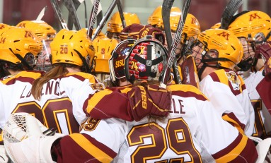 NCAA Women's Hockey: 2013-2014 Preseason Rankings