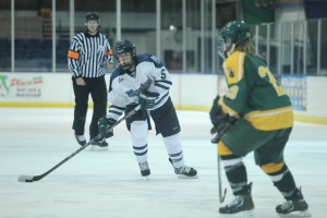Molly Byrne, Mercyhurst Athletics (Ed Maillaird/Mercyhurst Athletics)