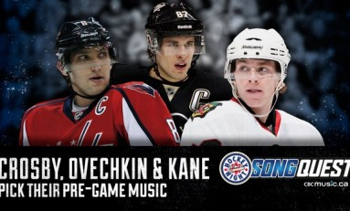 Make Your Song Canada's Next Great Hockey Song With CBC