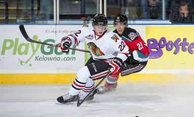 WHL Roundup: Winterhawks at Wrong End of Standings
