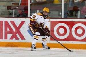 Rachael Bona, Minnesota Gophers (Eric Miller/Gopher Athletics)