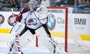 Avalanche & Varlamov Shut Out Red Wings