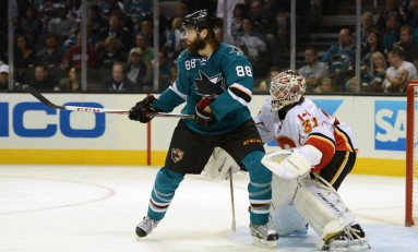 The Caveat in Brent Burns Turnaround
