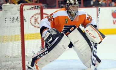 Vezina Voting Overlooks Flyers' Steve Mason