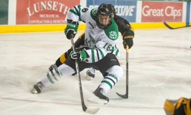 NCHC Hockey: UND Hockey Players Love Shootout Option