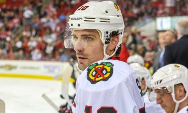 Patrick Sharp's Absence May Not Be so Bad