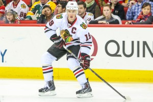 Jonathan Toews' consistency have the Blackhawks taking the necessary steps towards climbing back into first place of the Central Division.