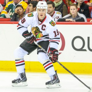 The Hawks already know the value of giving Toews big minutes - Photo Credit: Andy Martin Jr
