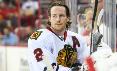 Big Four Log Big Minutes Again for Blackhawks