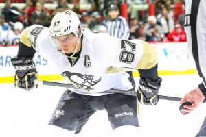 Should Sidney Crosby's leadership be questioned?  (Photo Credit: Andy Martin Jr)
