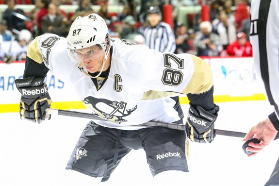 A healthy Sidney Crosby is a nightmare for 29 other NHL teams. (Photo Credit: Andy Martin Jr)