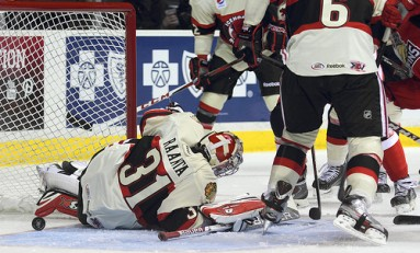 Antti Raanta Has Risen to the Occasion for the Blackhawks