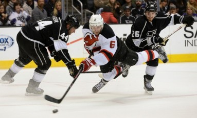 New Jersey Devils Have Been Consistently Inconsistent