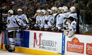 Hershey Bears Snap Senators Seven Game Win Streak