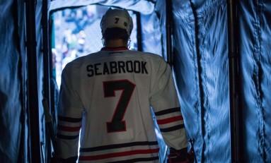 The Blackhawks Love The Stadium Series Spotlight