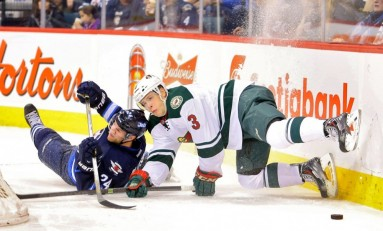 Minnesota Wild Vs Winnipeg Jets: Preseason 09/22/2014