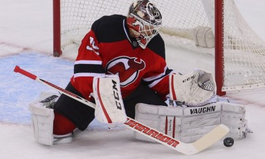 Crease Consistency Is Key for Cory Schneider