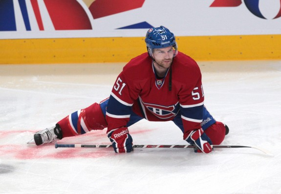 Desharnais Canadiens