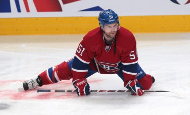 Canadiens Trade Desharnais to Oilers for Davidson