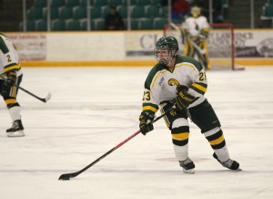 Erin Ambrose, Clarkson Golden Knights (Jim Meagher/Clarkson University Athletics)