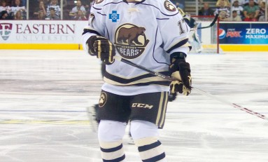 T.J. Syner Returns to the Reading Royals
