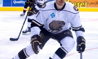 Hershey Bears Riding Hot Hand At Home