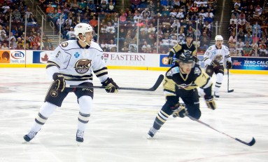 Golden Goaldtending Can't Save Hershey Bears In Home Loss