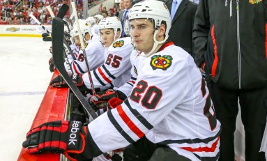 A Wanted Man: Brandon Saad