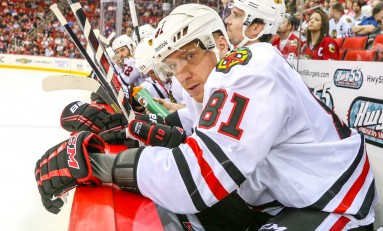 Game of Numbers: Chicago Blackhawks Edition