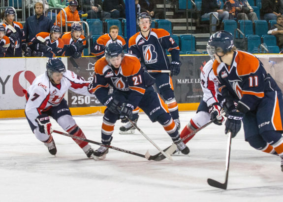 Kamloops and Lethbridge have had a rough go so far this year (photo whl.ca)